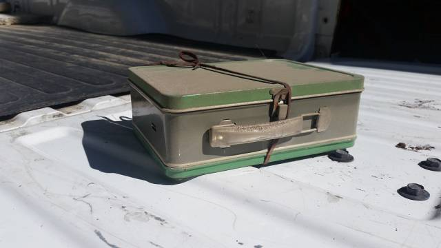 Guy Stumbles Upon A Hidden Box While Remodeling His Basement With Wonderfully Stunning Contents Inside