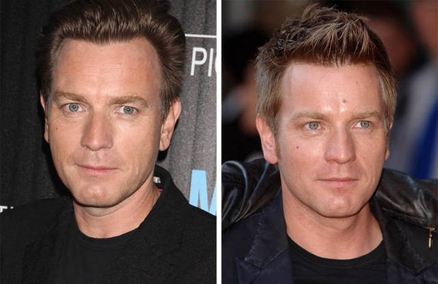 No Difference: How Stars Looked 10 Years Ago vs Today