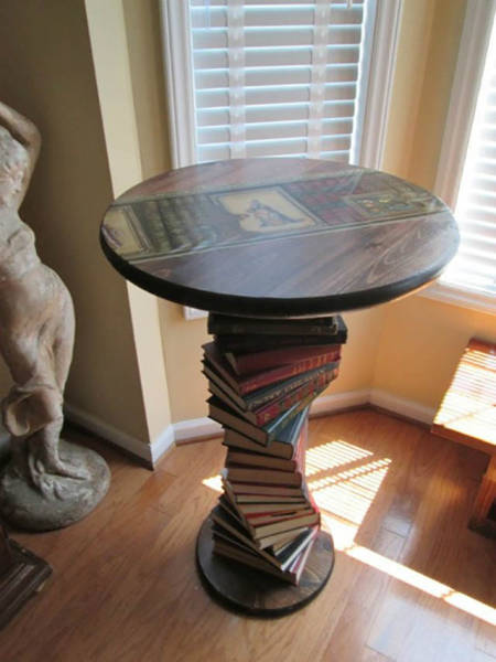 Great Ideas On How To Transform Old Items Into Something Awesome