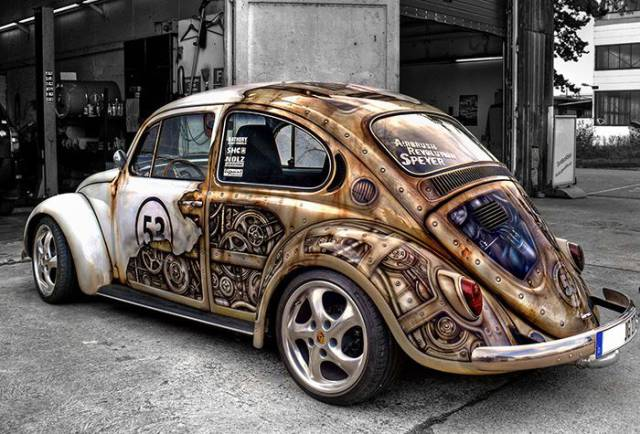 Owners Who Took Their Cars' Customization To A Whole New Level
