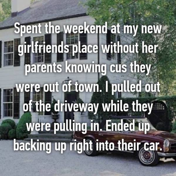 People Reveal Their Funny And Awkward Stories About Meeting The Parents