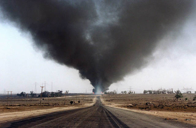 Striking Photos Showing What War Against ISIS On The Mosul's Frontline Looks Like