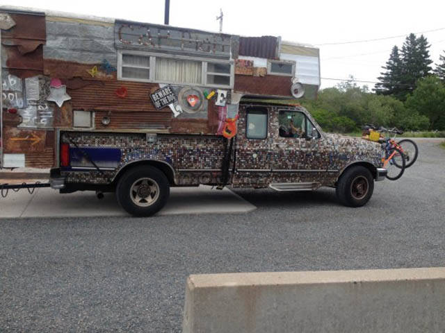 There Are Some Really Weird Vehicles On The Road