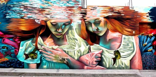 25 Examples Of Truly Incredible Street Art From Around The World