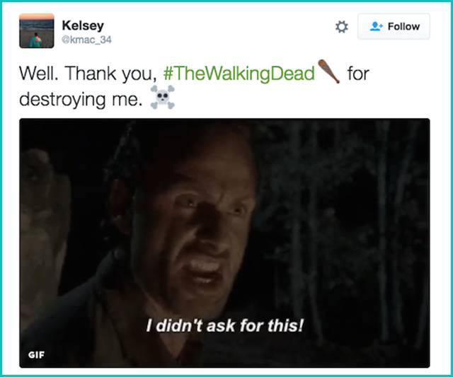 "The First Episode Of ""The Walking Dead"" Seventh Season Made The Whole Internet Explode!"