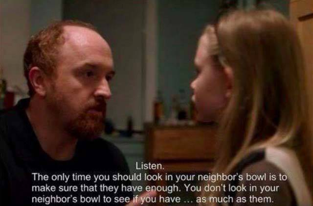 Louis CK Gives A Valuable Life Lesson Everybody Should Know