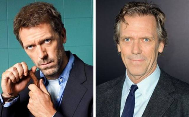 "How The Actors Of The ""House"" TV Show Have Changed With Years"