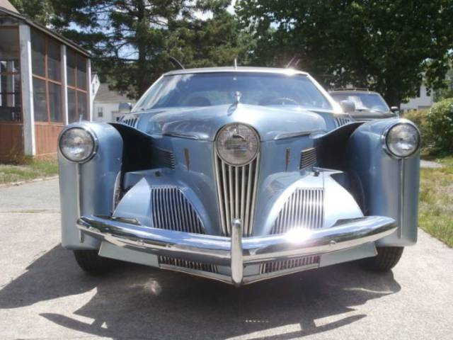 1946 Tucker Torpedo Prototype Based On A 1971 Buick Riviera