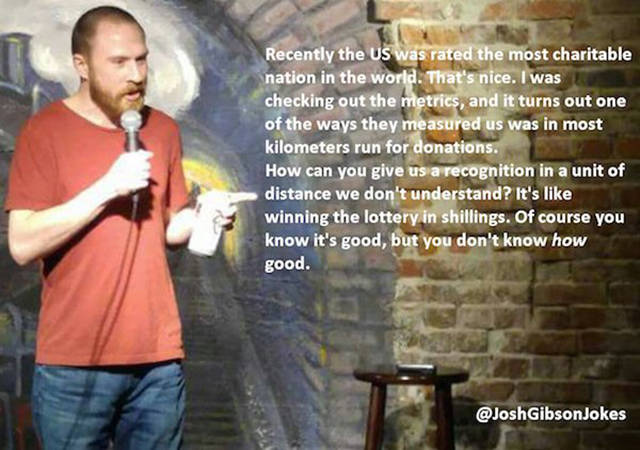 A Little Bit Of Humor From Comedians