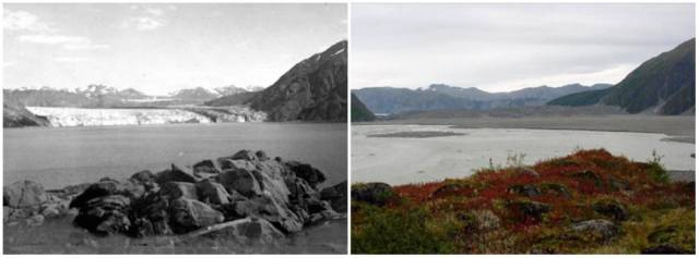 Incredible NASA Images Show How The Earth's Appearance Has Drastically Changed Over The Years