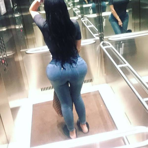Kristyna Martelli And Her Monster Butt