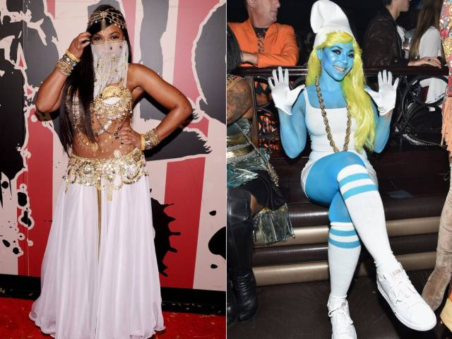 Celebrities Who Wore Some Of The Most Kickass Halloween Costumes Of All Time