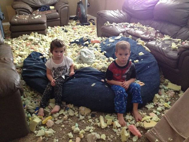 Have Kids They Said, It'll Be Fun They Said