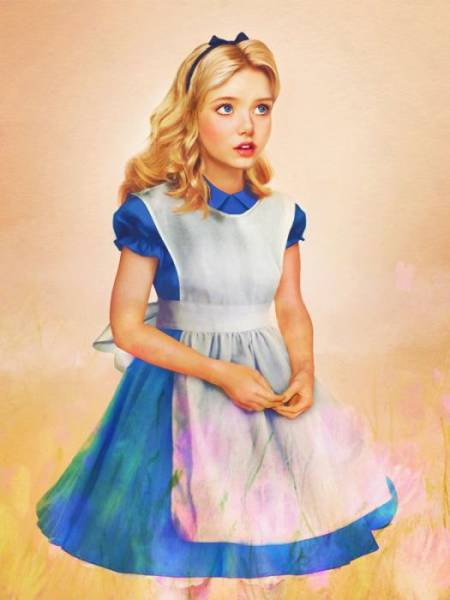 Here Is How Disney Characters Would Look Like In Real Life