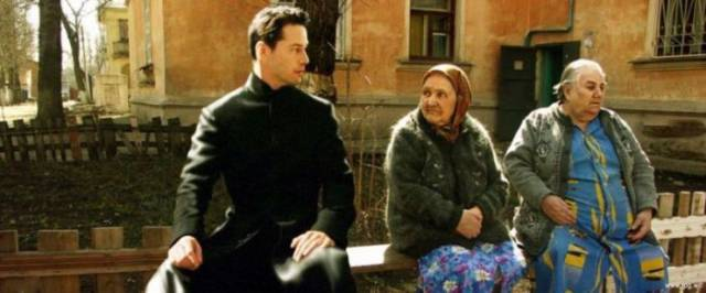 """How Would """"The Matrix"""" Look If It Was Filmed In Russia"""