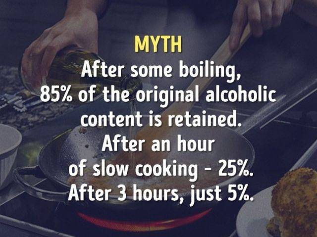 Myths And Truths About Food And Cooking (20 pics ...
