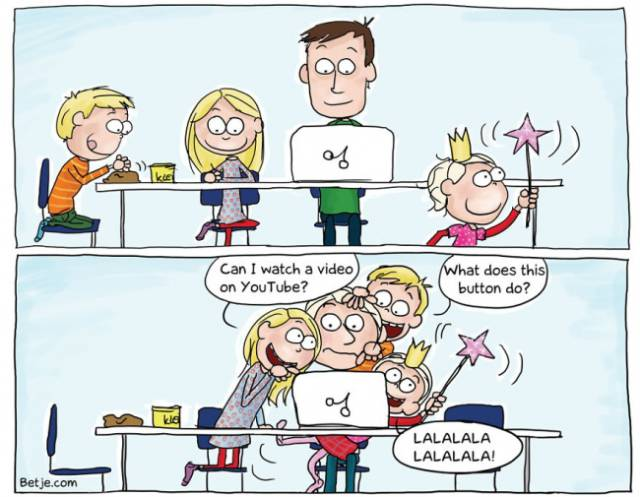 Situations That Any Parent Has Been Through
