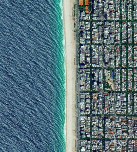 Amazing Satellite Images That Show Our Impact On Earth