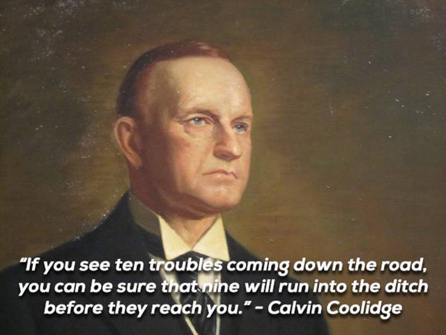 Inspirational Quotes From Past Presidents Of The United States