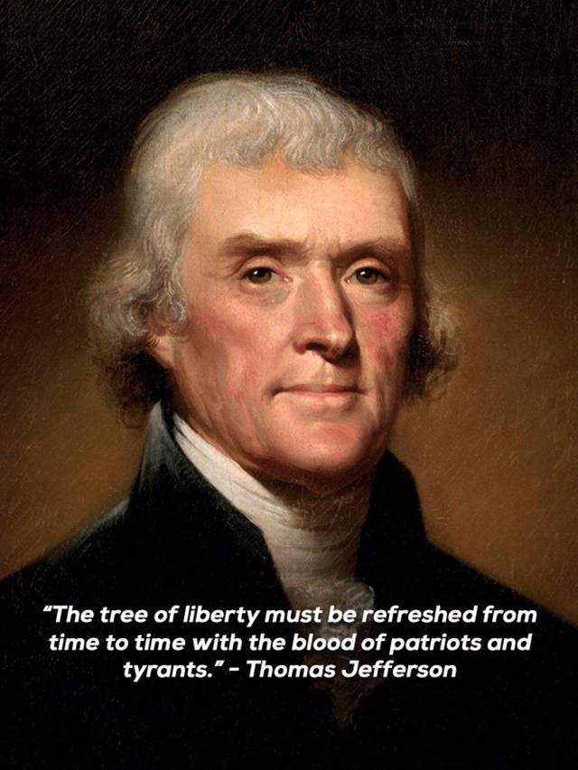 an analysis of the life of president thomas jefferson
