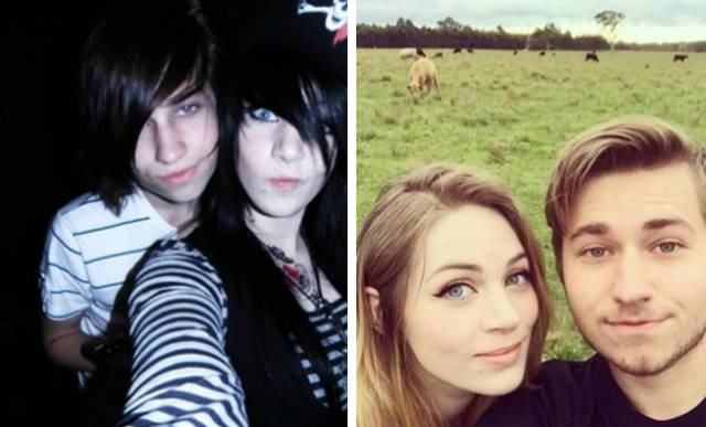Look At How These Rebellious Teens From 2000s Have Changed