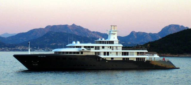 The Top 25 Most Luxurious And Most Expensive Yachts In The World