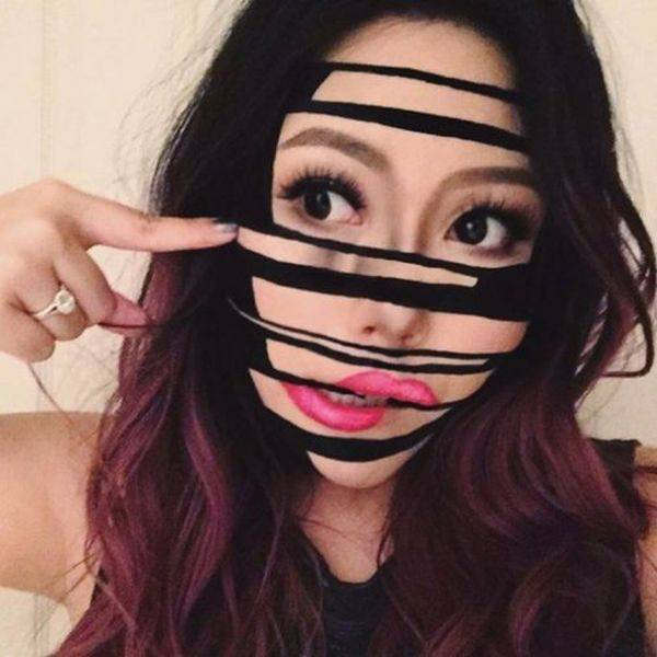 This Makeup Artist Is Also An Incredible Master Of Illusion