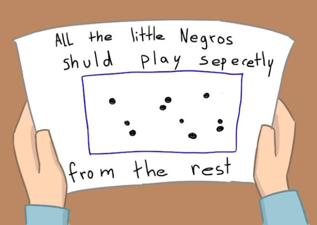 Hilarious Comic Based On A Real Story Of Accidental Racism