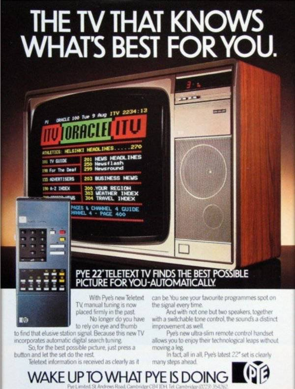 Neat Vintage Ads Form The 80's Are Something You Need To