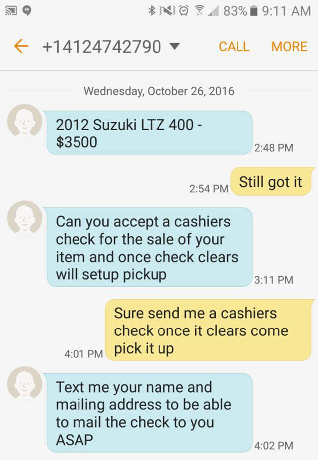 It Is So Satisfying To See A Scammer Getting Scammed