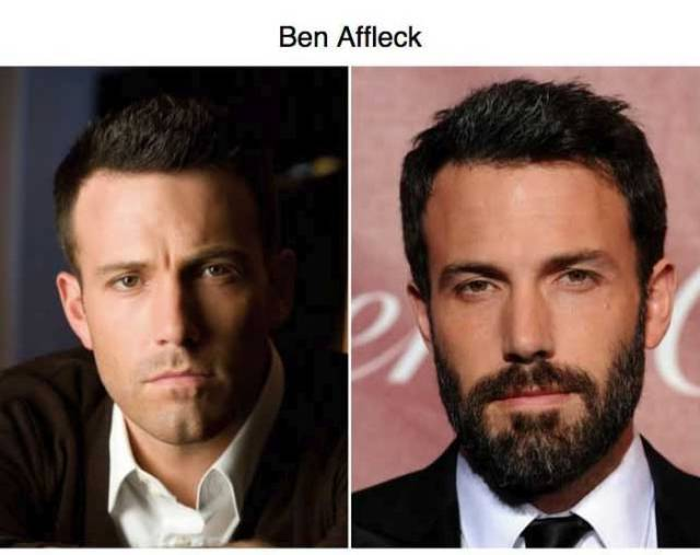 Male Celebrities That Look Way Better With Beards