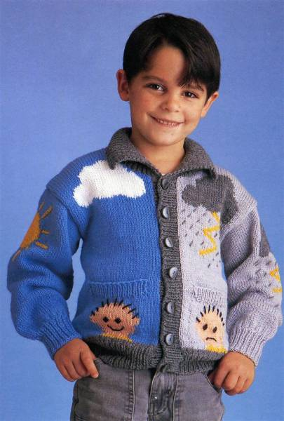 Horrible 80's Sweaters That Will Hurt Your Eyes