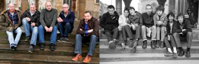 Amateur Photographer Recreates Photos With The Same People He Took In The 70s And 80s
