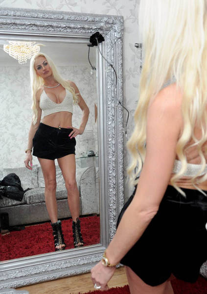 Another Real-Life Barbie That Spent Over $100,000 On Plastic Surgeries