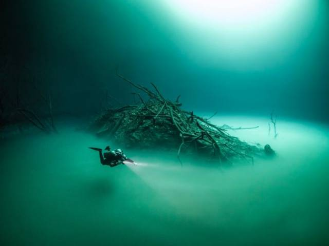 British Diver Made An Incredible Find Underwater