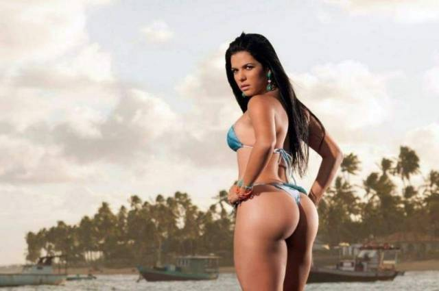 Hot Chicas On Brazilian Beaches
