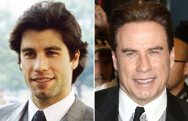 How Some Of Our Favorite Stars Looked In The 80s vs Now