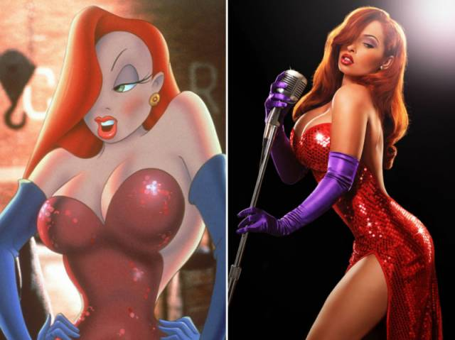 Here Is How Disney Princess Would Look If They Were Real
