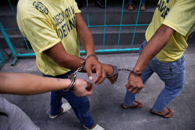 Philippines' Jails Are Insanely Crowded After Anti-Narcotics Campaign Gets Intensified