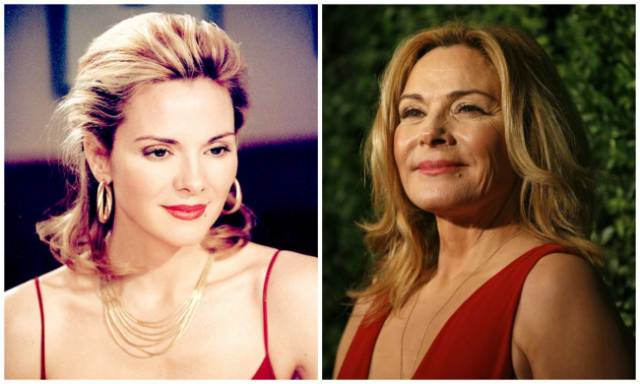 """Sex And The City"" Cast Then And Now"