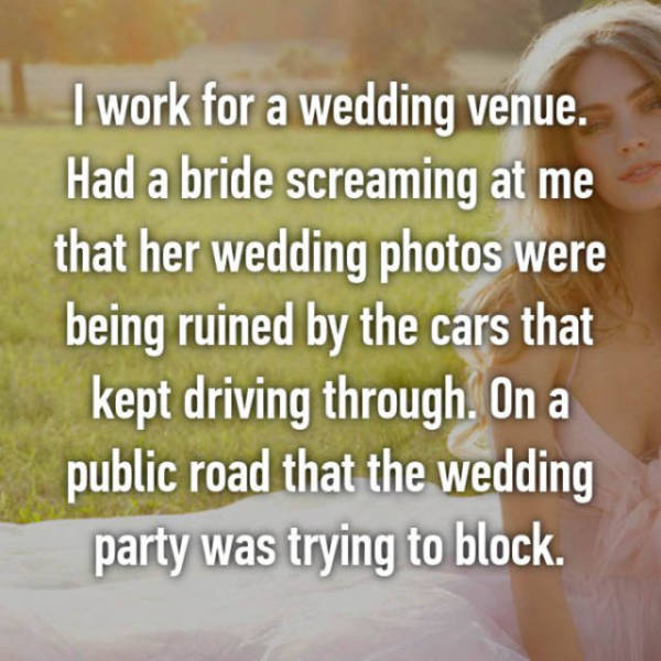 19 Unfortunate But Funny Times When The Wedding Was Completely Ruined
