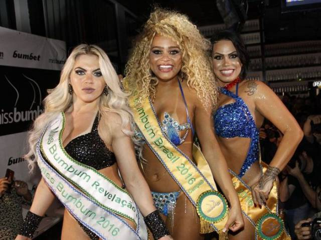 Meet The New Miss Bumbum