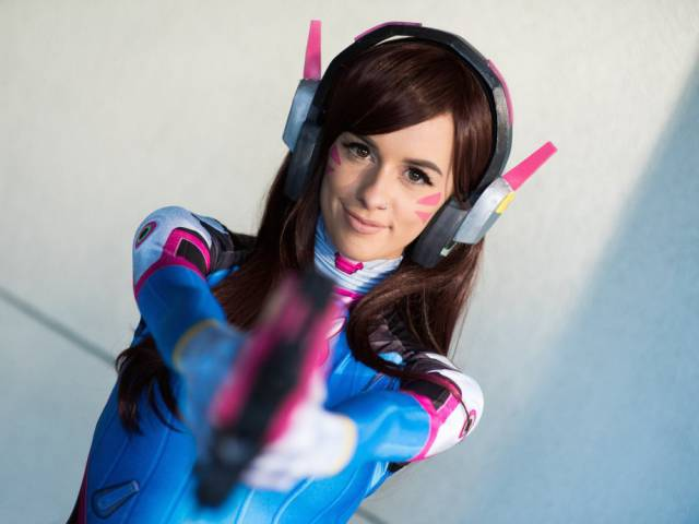 The Best Cosplayers From The BlizzCon Event