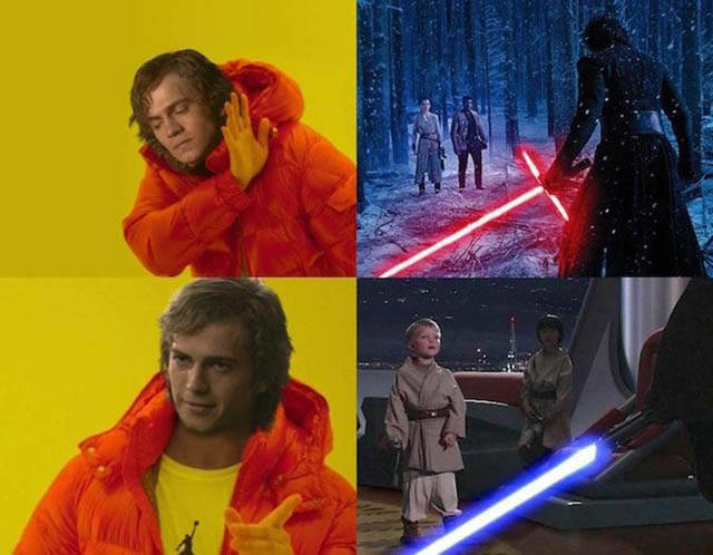 Funny Star Wars Memes