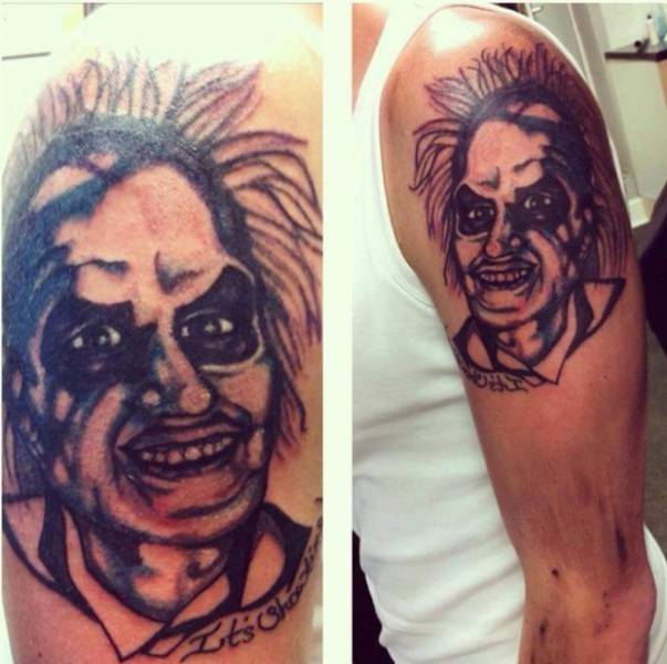 Some Of The Most Cringeworthy Tattoos Ever Seen