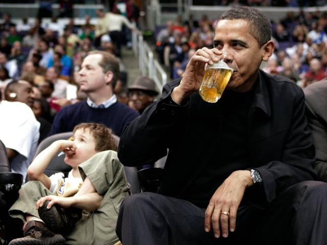 The Favorite Drink Of Each President Of The United States