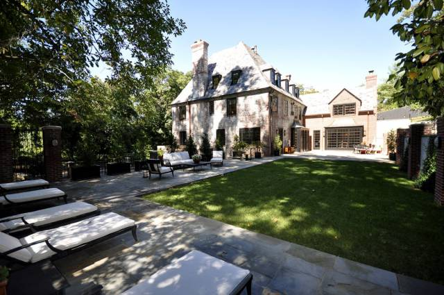 This Is Where The Obamas Are Moving In After The White House