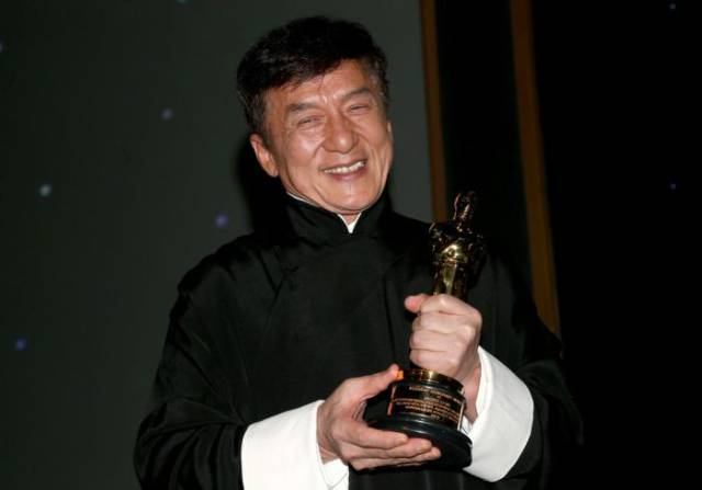 Jackie Chan Gets An Honorary Oscar Award And Says It Is A Dream