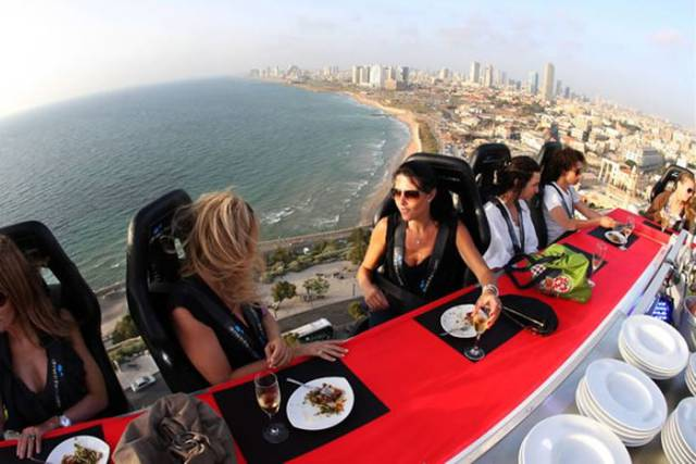 Some Of The Most Unusual Restaurants Everyone Should Eat At Once In A Lifetime