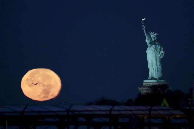Supermoon: The Largest Full Moon Of The Year